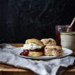 scones met clotted cream en jam