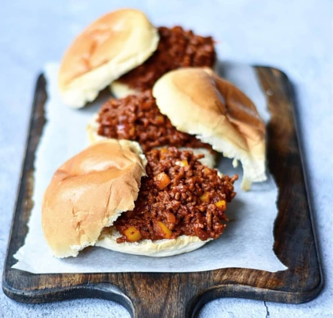 sloppy joe broodjes