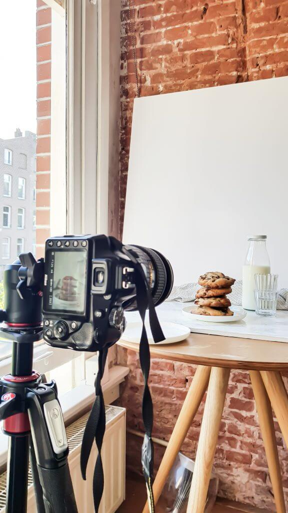 foodfotografie ondergronden en achtergronden