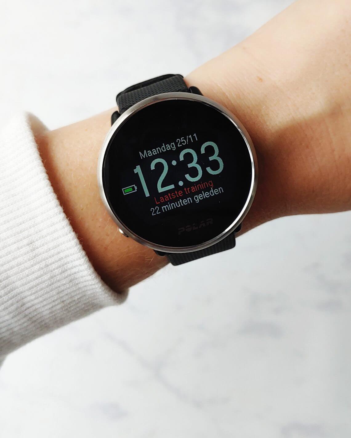 Polar ignite horloge