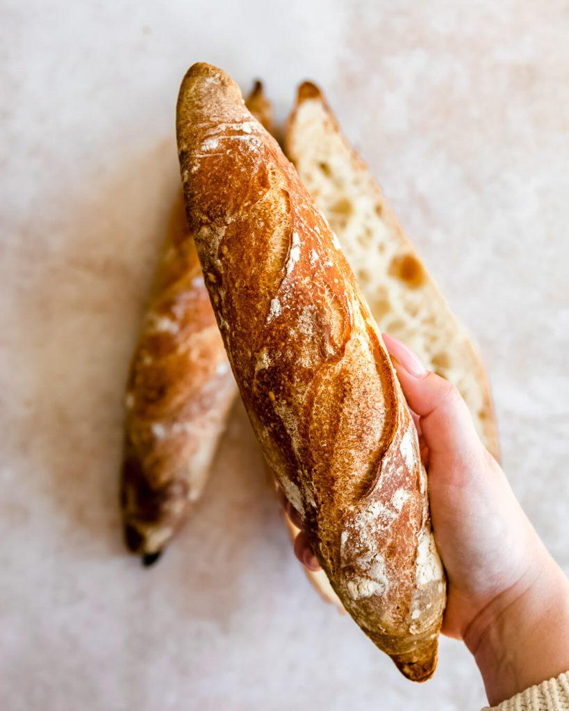 zuurdesem stokbrood