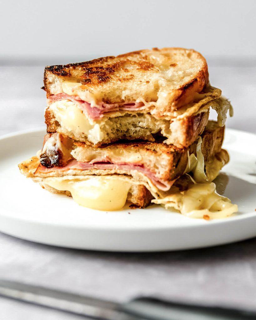 omelet tosti
