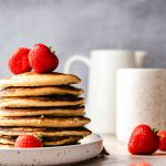 Lowcarb amandelmeel pancakes