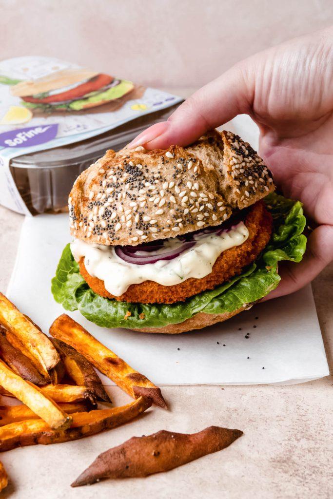sofish burger