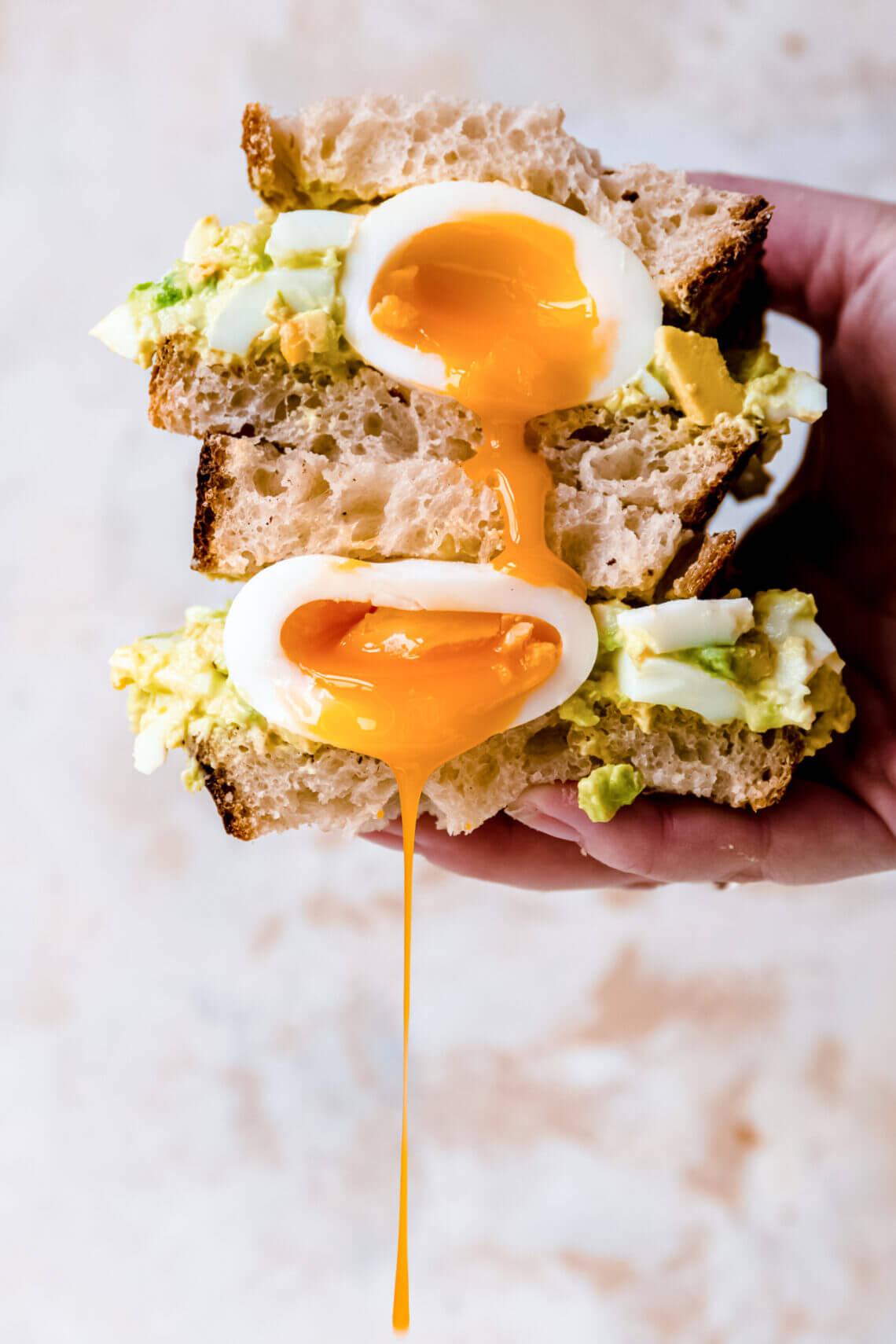egg sando